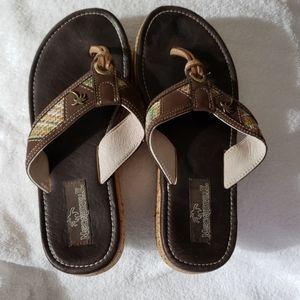 Margaritaville flip flops